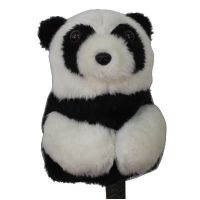 Creative Cute Panda Golf club head cover