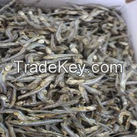 3-5cm dried anchovy fish