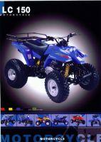 Sell 150cc ATV (EEC) By Jinan Longchang Vehicle Manufacturer