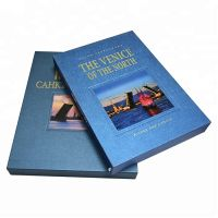 High quality hardcover book printing