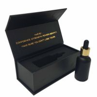 Logo Cosmetic magnetic gift boxes