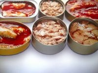 Canned Tuna in sunflower oil
