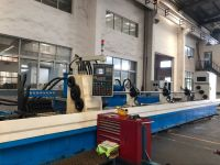 CNC Deep Hole Skiving Roller Burnishing Machine