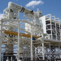 Martech Boiler customized Industrial Structural Steel & Support System