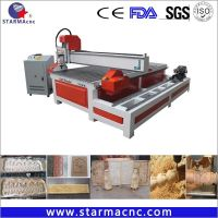 Best High Speed CNC Router 3D CNC Cutting Machine for Wood