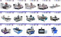 CNC Wood Processing Machine, Wood CNC Router for Woodworking Industry