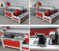 Starmacnc CNC Wood 4 Axis Router Machine for Hot Sale