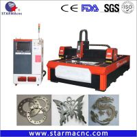 Reasonable Price Fiber Laser Cut Machine/Fiber Laser Metal Cutting Machine