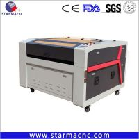 high speed good precision 1325 laser cutting machine with CE ISO FDA IAF certification