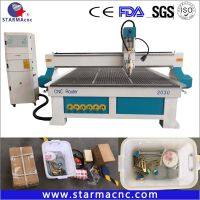 3D Wood CNC Router/Woodworking CNC Router 1325