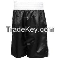 Cowhide leather MMA Shorts