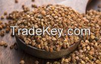 organic dried roasted buckwheat