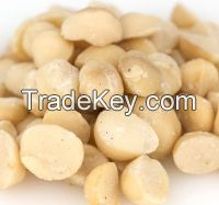 Certified Organic Unsalted macadamia nuts