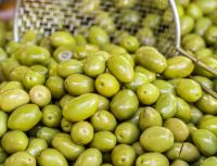 Fresh High quality olives