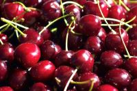 Sweet A grade fresh cherries
