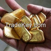 Au Gold Dore Bars for sale