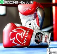 Men Women UFC Boxing Sports Gloves Leather MMA Fight Tiger Muay Thai Pads Black