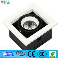 5W led grille light for indoor retail lighting solution