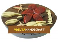 Intarsia Wooden Puzzle Boxes/ Wooden Jewelry Box