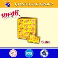 Mix Seasoning Qwok 10g Halal Chicken Flavour Bouillon Cubes