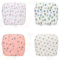 New Baby Natural Latex Pillow Infant  Head Shape Toddler Pillow