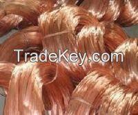 High Quality Copper Wire Scrap 99.99%