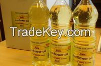 Non - Gmo refined sunflower oil for cooking available from Thailand