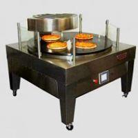 Transparent Pizza Oven