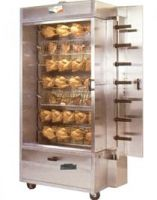 Rotisserie Gas Grill Oven for chickens