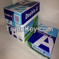 Europe production Double A A4 Copy Paper for Sale (70gsm, 75gsm and 80gsm)
