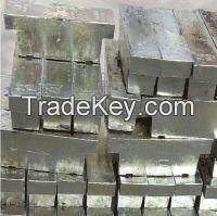 High-Quality Tin Ingot 99.99%