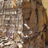 OCC Waste Paper 11 - Paper Scraps - 100% Cardboard
