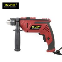 sell TOLHIT 220-240v 750w 13mm Electric Impact Drill