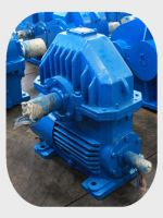 Gear Reducer of Turbine and Worm