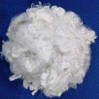 7D hollow silicon polyester fiber A grade