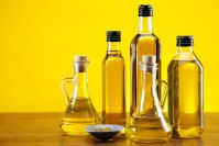 Refined Sunflower Oil, Soybean Oil, Corn Oil and Extra Virgin Olive Oil