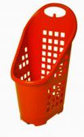 Plastic Mobile Shopping Cart