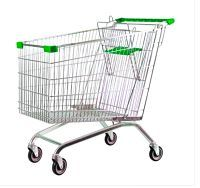 275 Litres Steel Wire Supermarket Shopping Trolley