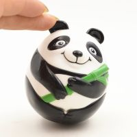 Panda modeling roly-poly, baby doll toys tumbler