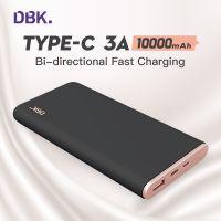 DBK C8 Portable 10000mAh Dual USB Fast Charge