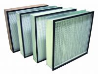 Sell HEPA filter with clapboard