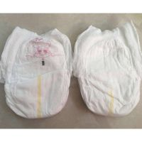 China Factory OEM brand and package baby training pants diaper