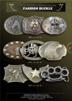 Quality Fashion Buckles & Belt Buckles - custom projects welcome