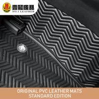 New PVC leatherette Automotive 3D Floor Mats direct manufacturer and exporter