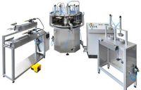 Ice cream sweet cone shaping machine