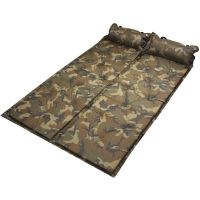 Manufacturers Direct Selling Outdoor Camping Beach Mat Thickening Tent Air Cushion Moisture-proof  Pad Can Be Spliced