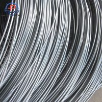 Hot Rolled Steel Wire Rod In Coils 5.5mm 6.5mm Low Carbon Steel MS Wire Rods Price
