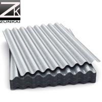 construction materials zinc aluminum roofing plate sheet metal