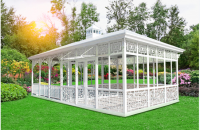 Good quality of garden greenhouse