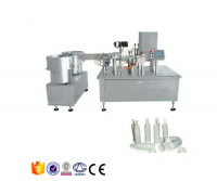 Oral Liquid Bottle Filling Line